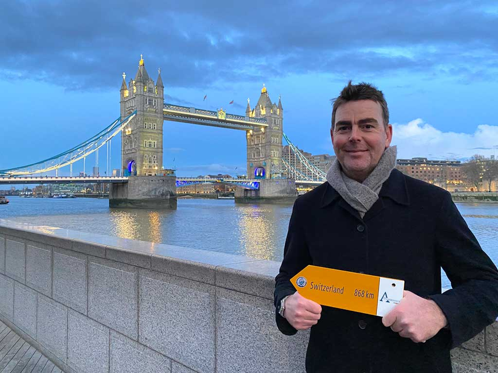Kevin Foy Algordanza UK and Ireland