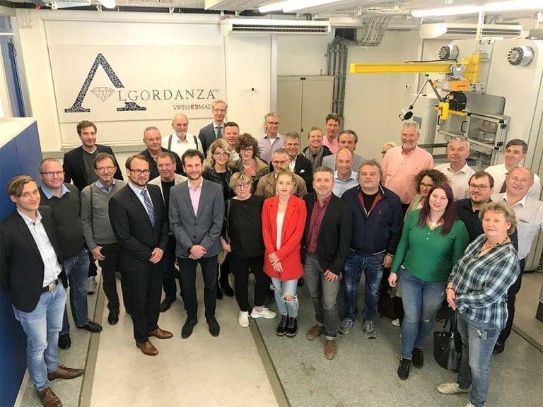 Visiting Algordanza Switzerland Open to the Public