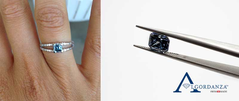 Client Review Algordanza Cremation Diamond in Ring