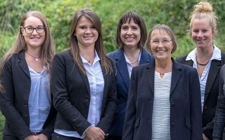 Algordanza Administration Team in Switzerland